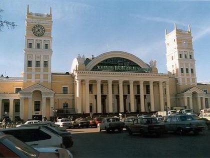 Пресс-центр Южной железной дороги Украины