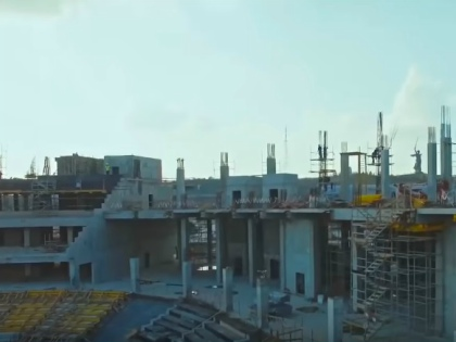 Из 45 млрд руб., заложенных на «Волгоград Арену», пока освоено только 20 млрд // Стоп-кадр YouTube