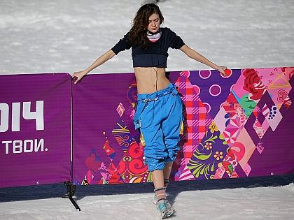 Секс олимпиада 2012