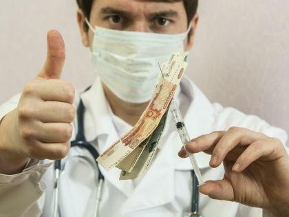 Нечестный врач может нажиться даже на самой обычной простуде // Nikolay Gyngazov / Russian Look
