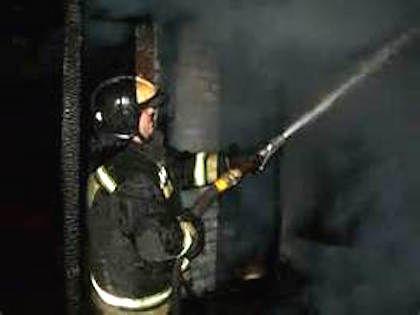 Пожар в доме престарелых удалось потушить за час //  Официальный сайт МЧС по Оренбургской области