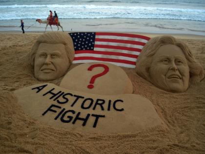 Выборы в США — схватка века? // Global Look Press