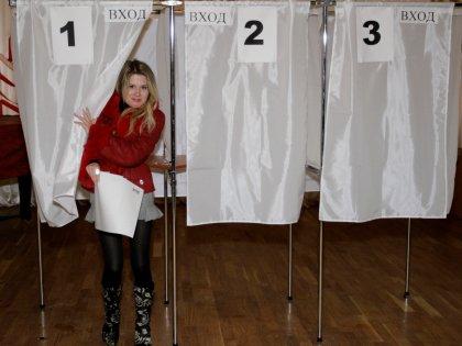 Одна из ставок делается на молодежь, которую предполагают завлечь на избирательные участки посредством некой компьютерной игры // Global Look Press