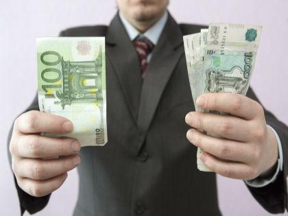 В декабре валюта пользовалась бешеным спросом, установил ЦБ // Николай Гынгазов / Russian Look