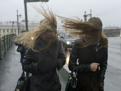 Возможны стихийные бедствия, заявили специалисты // Russian Look