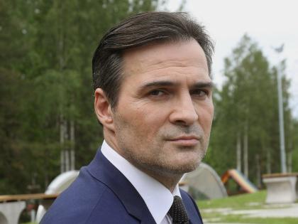 Александр Дьяченко // «Россия 1»