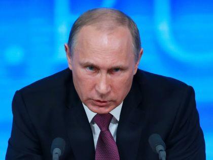 Путин крепко держит власть в своих руках, заверил российский военный // Дмитрий Голубович / Russian Look