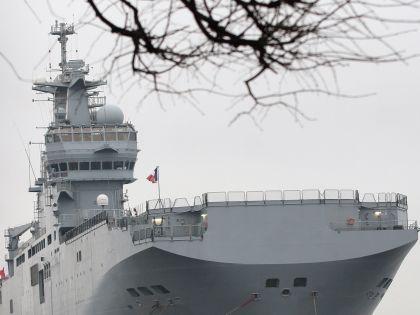 Если придётся, Франция выплатит России неустойку // Global Look Press