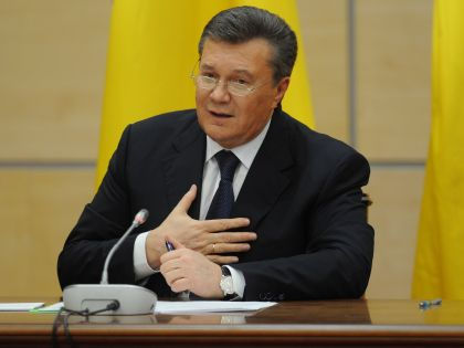 Виктор Янукович // Russian Look