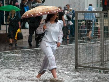 Летом происходят опасные конвективные явления, отметил специалист // Дмитрий Гусарин / Russian Look