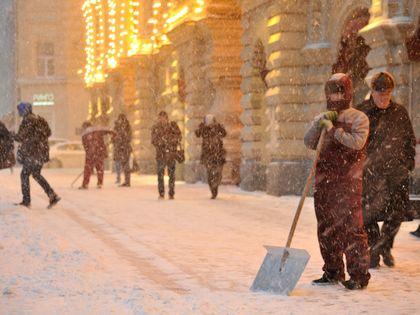 За несколько суток в городе выпадет до 33 мм осадков // Konstantin Kokoshkin / Global Look Press