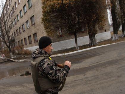 6 февраля Дебальцево покинули 753 человека // Global Look Press