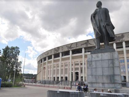 """""""Это теперь чисто футбольный стадион"""" // Соколов Дмитрий"""