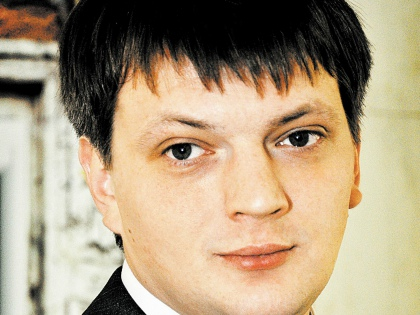 Андрей Ягодка // из личного архива