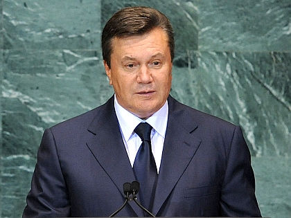 Виктор Янукович // Global Look