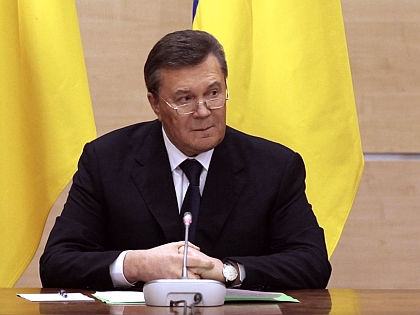 Виктор Янукович // Liu Yiran/Global Look