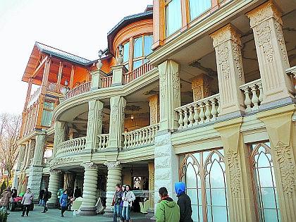 Резиденция Виктора Януковича на Украине // East News