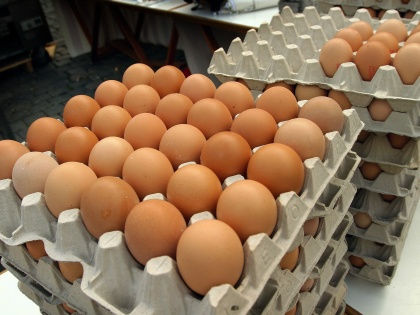 Врачи разрешили жертвам диабета есть яйца по утрам // Global Look Press