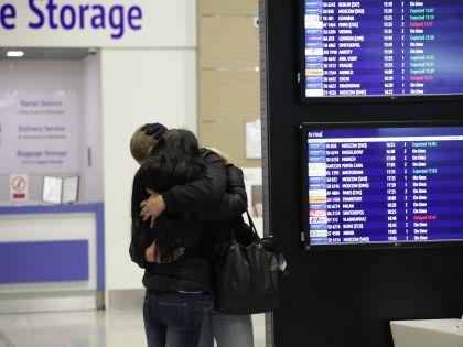31 октября в аэропорту Петербурга // Global Look Press