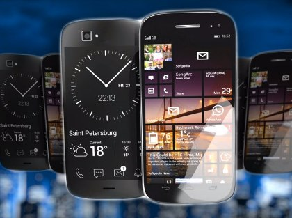 Известно, что YotaPhone 3 получит два дисплея, 128 Гб встроенной памяти и другие современные технические характеристики // Стоп-кадр с YouTube