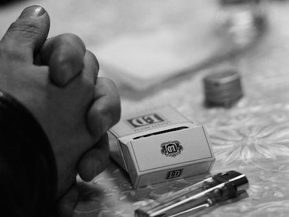 Тамара Якжина жаловалась на постоянный запах сигарет //  Михаил Яков / Russian Look