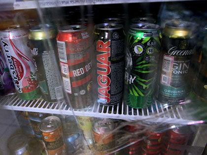 В настоящее время запрет на продажу алкогольных энергетиков действует в 14 регионах страны // Russian Look