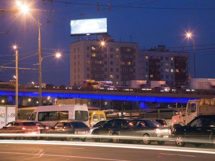 Инцидент произошёл 13 мая на Рязанском проспекте // Валерий Лукьянов / Russian Look