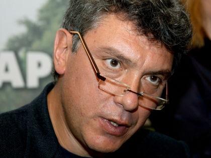 Известный политик Борис Немцов был убит 27 февраля в центре Москвы //  Russian Look