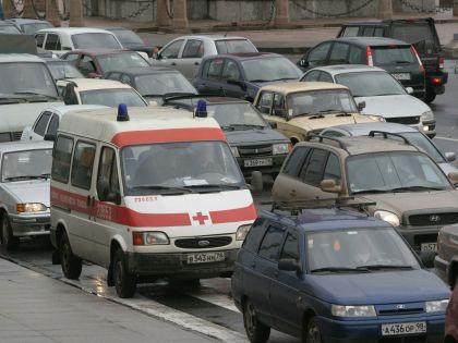 В районе ДТП работают несколько бригад скорой помощи // Замир Усманов / Russian Look