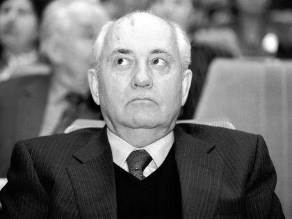 Тэтчер назвала Горбачёва приветливым и умным человеком // Виктор Чернов / Russian Look