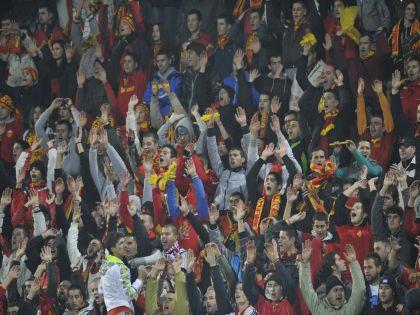 Черногорских болельщиков назвали лицемерами // Global Look Press