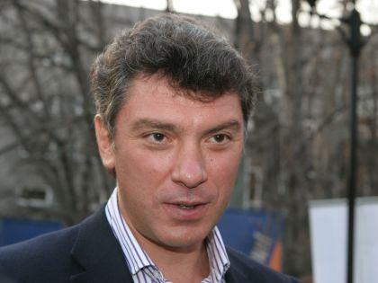 Борис Немцов // Ольга Лоскутова / Russian Look
