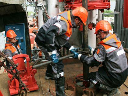 """""""Все показатели смотрят в сторону понижения цены на нефть"""" // Nikolay Gyngazov / Global Look Press"""