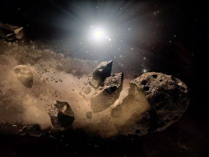 Космическое тело попало на Землю примерно 600 миллионов лет назад // Global Look Press