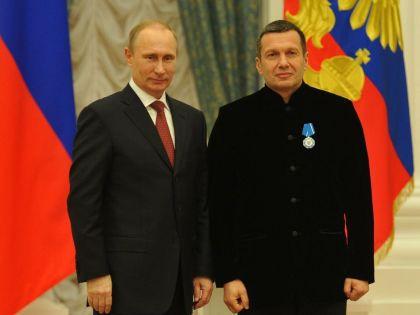 Владимир Соловьёв не считает себя прокремлёвским журналистом // Russian Look