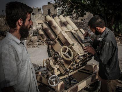 Бои в Сирии // Global Look Press
