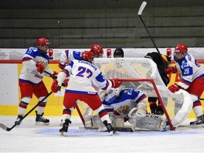 Юниорская сборная России // Федерация хоккея России