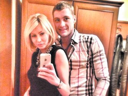 Элина Камирен и Александр Задойнов // instagram.com