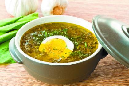 Зеленый суп // Shutterstock