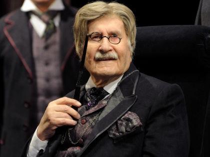 Владимиру Зельдину 10 февраля 2015 года исполнилось 100 лет //  Андрей Струнин / «Собеседник»