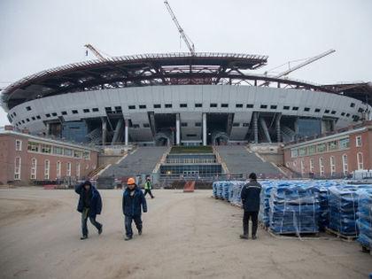 «Газпром Арена» // ФК «Зенит»