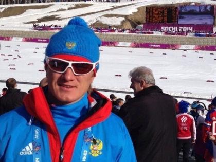 """Дмитрий Япаров  // Страница спортсмена в """"ВКонтакте"""""""