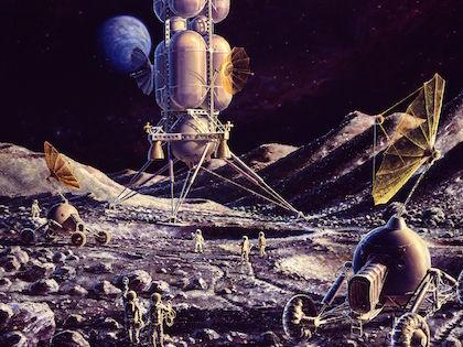 Некоторые учёные начали сомневаться в безжизненности Марса //  Юрий Золотарёв / Russian Look