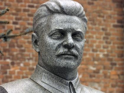 Памятник Иосифу Сталину // Russian Look