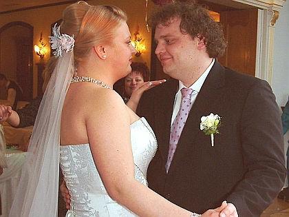 Русские дамы после свадьбы
