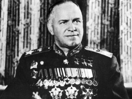 Маршал Жуков // Russian Look