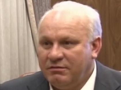 Виктор Зимин занимает пост Председателя Правительства Республики Хакасия с января 2009 года // Кадр YouTube