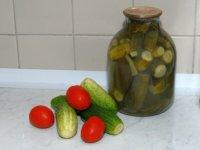 Как правильно консервировать овощи и фрукты