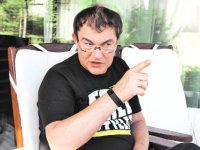 Дмитрий Дибров: Шоумен во власти – это белка на пирамиде