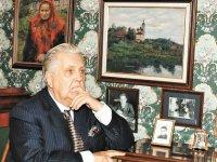 Лариса Кадочникова: Илья Глазунов перенес мои глаза во все свои портреты